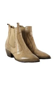 women's python texan beatles boots