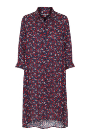 inspire shirtdress flower