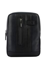 Black iPad bag