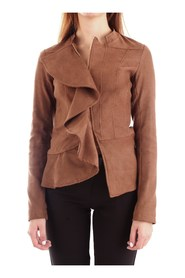 FRACOMINA FR19FM522 Jacket Women BROWN