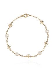 Pearl-embellished bracelet