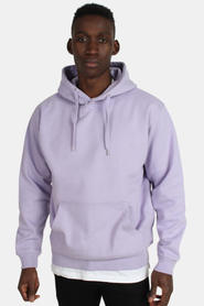 Basic Brand Hooded Sweat Lavender