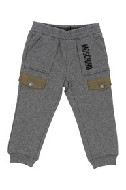 Logo detail sweatpants
