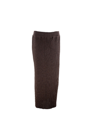 Skirt Blanca - Brown - 1