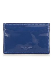 Patent Leather Card Holder