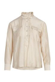 Lasissa Shirt Bluser 95766