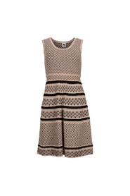 MISSONI ITALY GOLDEN DRESS