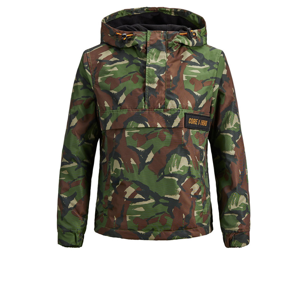 Jas Waterafstotende Junior anorak