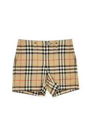 Vintage Check Tailored Shorts TRISTEN