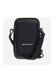 Phone-Holder Shoulder Bag