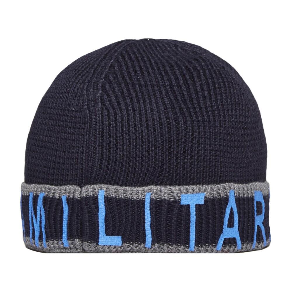 Blue HEADPHONE HAT Cap | Aeronautica Militare | Mössor | Nyaste Herrtillbehör fbBvL