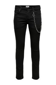 Skinny fit jeans ONSWarp chain