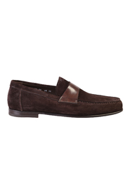 Positano  leather loafers