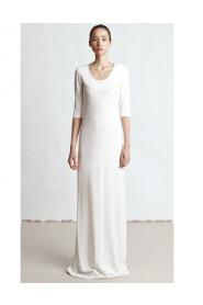 Sukienka długa prosta
