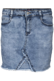 jeans nederdel stretch