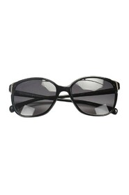 pre-owned Oversized Tinted Sunglasses in resin
