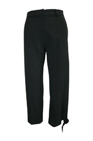 Wide Leg Pants With Tie At One Side -Pre Owned Condition Very Good