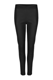 Leather Trousers Lebon Stretch