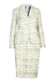 Tweed Skirt Suit Set