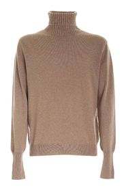 T NECK PULLOVER