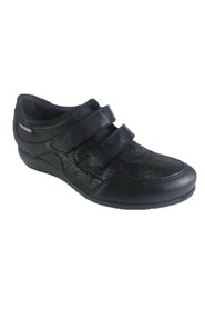 Kvinders Moccasin sko