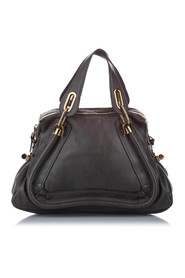 Paraty Leather Satchel Calf
