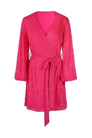 Anthia Robe Sequin Dress