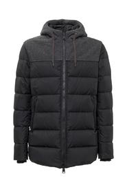 Down Jacket with Insert