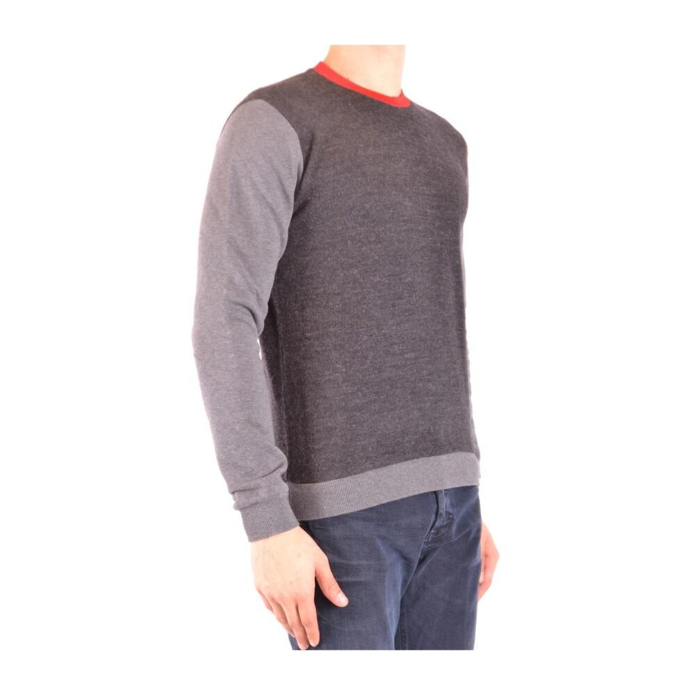 Gray Sweatshirt | Dondup | Hoodies  sweatvesten | Heren winter kleren