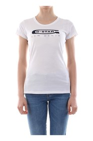 G-STAR D15115 4107 GRAPHIC 20 T SHIRT AND TANK Women WHITE