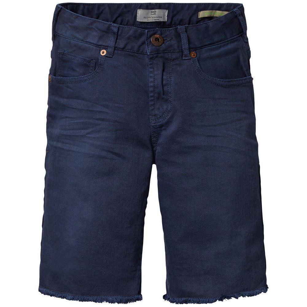 Scotch Shrunk  shorts Blå