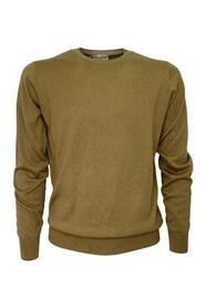 BEIGE CREW NECK SWEATER 1535