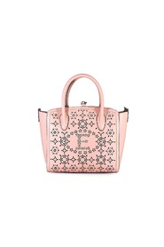 CLIO SMALL PERFORATED TOTE BAG