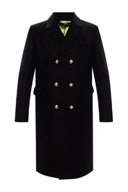 Coat w/ decorative buttons