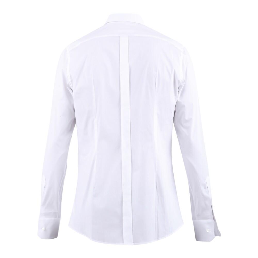 White shirt | Dolce  Gabbana | Zakelijke Overhemden | Herenkleding