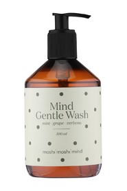 dotted gentle wash