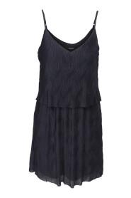 VeroModa Nomi sl Short Dress Night Sky