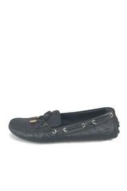 Leather Gloria Flat Loafer