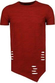Sleeve Ripped - T-Shirt