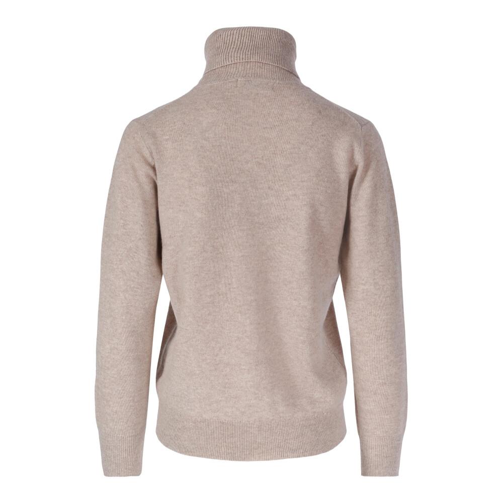 Beige Cashmere genser  Stenströms  Kashmir genser - Dameklær er billig