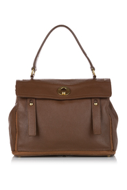 Pre-owned Muse Two Leather Handbag
