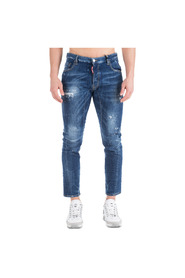 men's jeans denim Tidy biker
