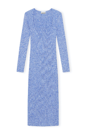 Dress Melange Knit