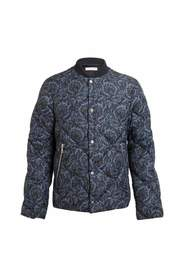 Runway Paisley Quilted Jacket