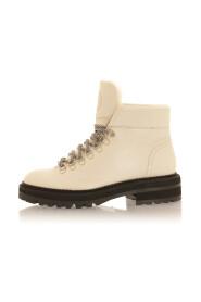 white nappa støvle