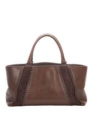 Käytetty Shoulder Bag Leather Calf