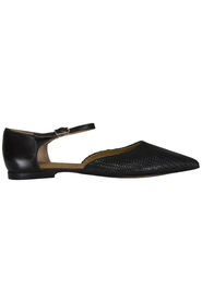 POMME DOR Soft Leather Shoe Black