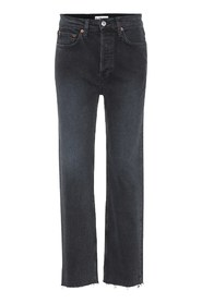 High Rise Comfort Stretch Jeans
