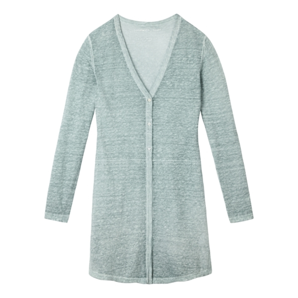 Cardigan Long Sleeves Sandwich 21001477