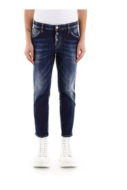 Pepsi cool girl cropped jeans